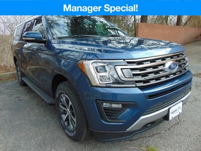 New 2018 Ford Expedition Max XLT SUV near Baltimore, MD