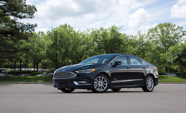 2018 Ford Fusion Energi available near Clarksville