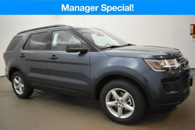 New 2019 Ford Explorer Base SUV near Baltimore, MD
