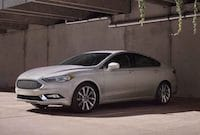 2018 Ford Fusion near Clarksville