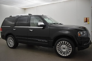 Certified Pre-Owned 2016 Lincoln Navigator Reserve SUV near Baltimore