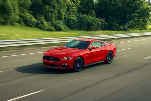 2017 Ford Mustang available near Clarksville