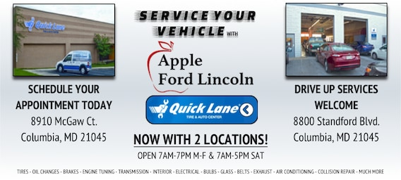 Apple Ford Columbia >> Ford Service In Columbia Clarksville Area Lincoln Service