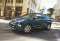 2017 Ford Edge near Ellicott City