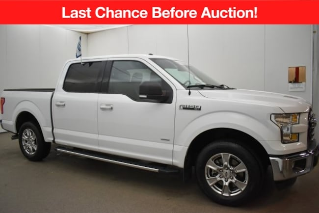 Certified Pre-Owned 2015 Ford F-150 XLT Truck near Baltimore