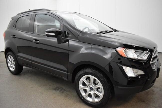New 2019 Ford EcoSport SE SUV near Baltimore, MD