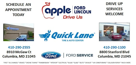 Ford Quick Lane Service Ford Service Near Clarksville