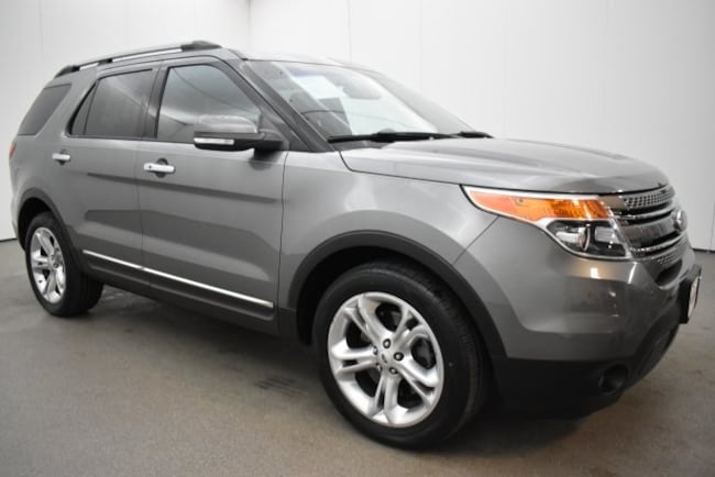 Used 2014 Ford Explorer Limited SUV near Baltimore