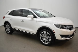 Certified Pre-Owned 2016 Lincoln MKX Reserve SUV near Baltimore