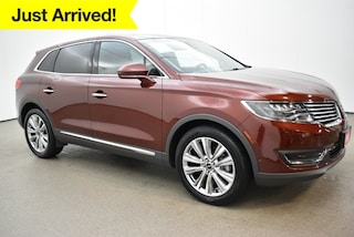 Used 2016 Lincoln MKX Reserve SUV near Baltimore