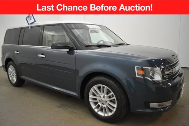 Certified Pre-Owned 2016 Ford Flex SEL SUV near Baltimore