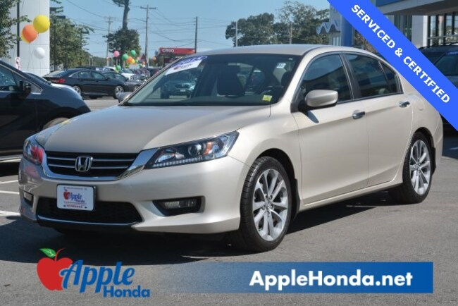 Used 2015honda Accordused For Sale In Riverhead Ny 32992