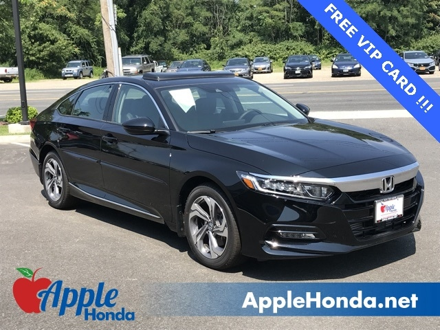Captivating 2018 Honda Accord EX L 2.0T Sedan