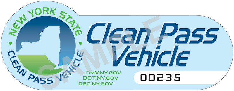 Clean Pass Vehicle program