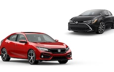 Which is the Better Hatchback: Civic Vs. Corolla