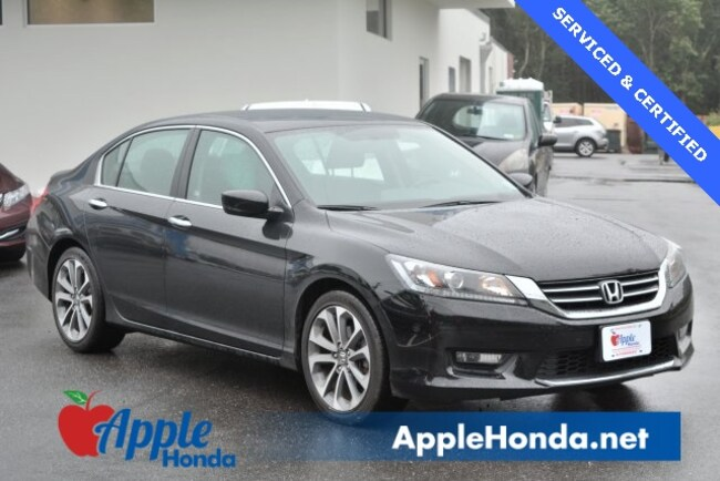 Used 2015honda Accordused For Sale In Riverhead Ny 32977