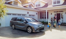 Back To School With the 2019 Honda Odyssey