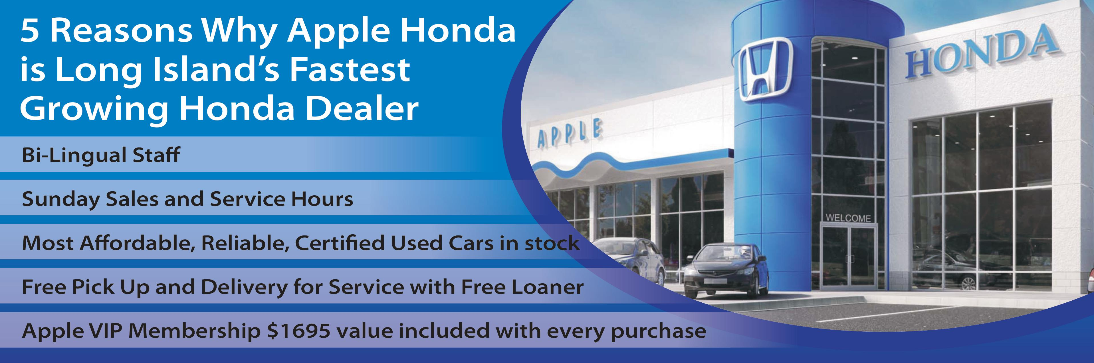NY New Honda Inventory | Serving Riverhead, NY. 296 ...