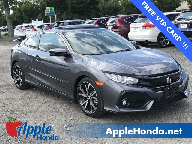 Beautiful 2018 Honda Civic Si Coupe