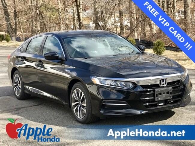 2019 Honda Accord Hybrid Hybrid Sedan