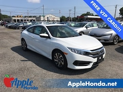 2018 Honda Civic LX-P Coupe