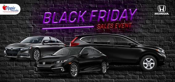 2020 Black Friday Sales Event Manorville Area Honda Dealer