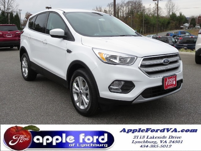 New 2019 Ford Escape SE SUV in Lynchburg, VA