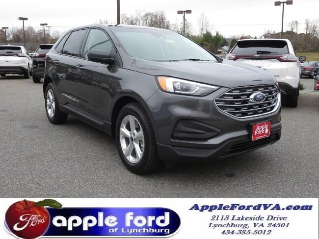 New 2019 Ford Edge SE SUV in Lynchburg, VA