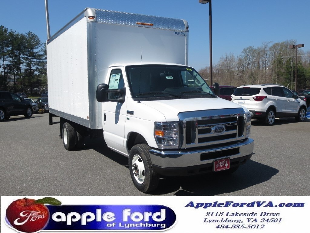2019 Ford E-Series Chassis E-350 SD Truck