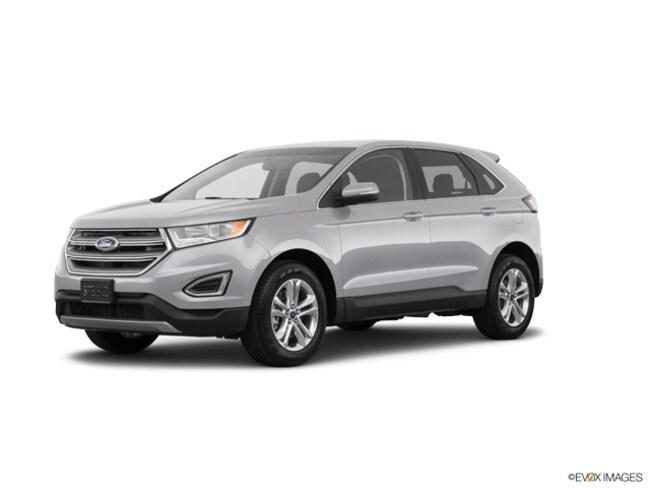 Certified 2018 Ford Edge Titanium SUV in Lynchburg, VA
