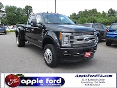 2019 Ford F-450 Super Duty Limited Truck Crew Cab