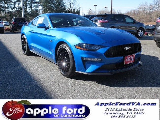 New 2019 Ford Mustang GT Coupe in Lynchburg, VA