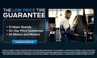 The Low Price Tire Guarantee