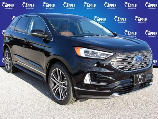 new 2019 ford edge for sale in red lion pa stock f34254. Black Bedroom Furniture Sets. Home Design Ideas