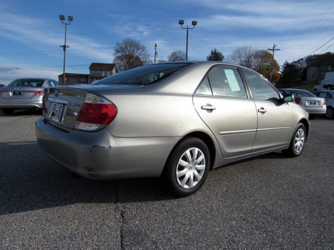 used 2005 toyota camry for sale in york pa stock f34101a. Black Bedroom Furniture Sets. Home Design Ideas