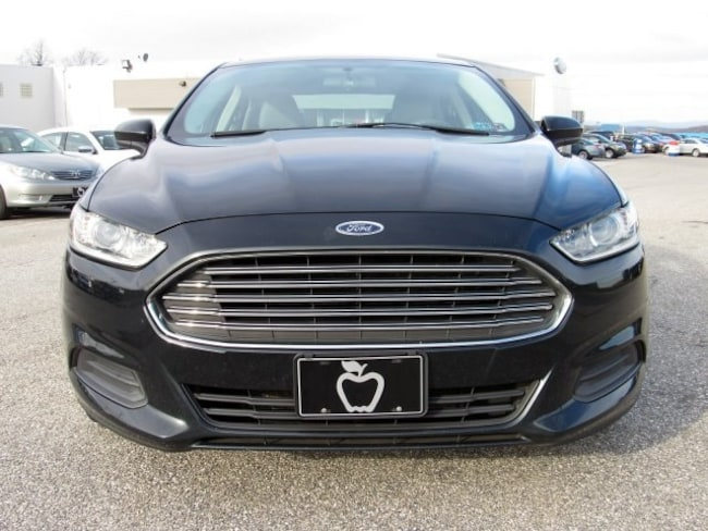 used 2014 ford fusion for sale in york pa stock f10907a. Black Bedroom Furniture Sets. Home Design Ideas