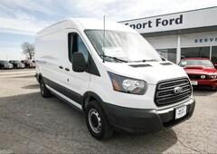 2018 Ford Transit-250 w/Sliding Pass-Side Cargo Door Van