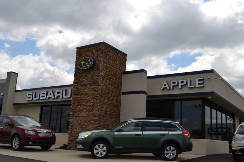 apple subaru all about new subaru dealership in york pa 17404. Black Bedroom Furniture Sets. Home Design Ideas