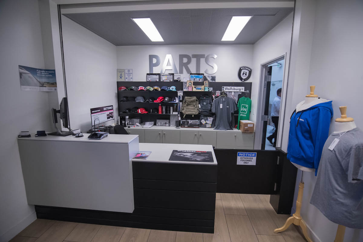 Audi Spokane Parts Department