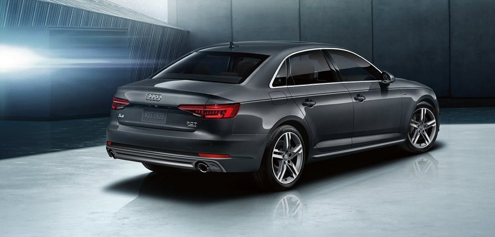 2018 Audi A4 ...