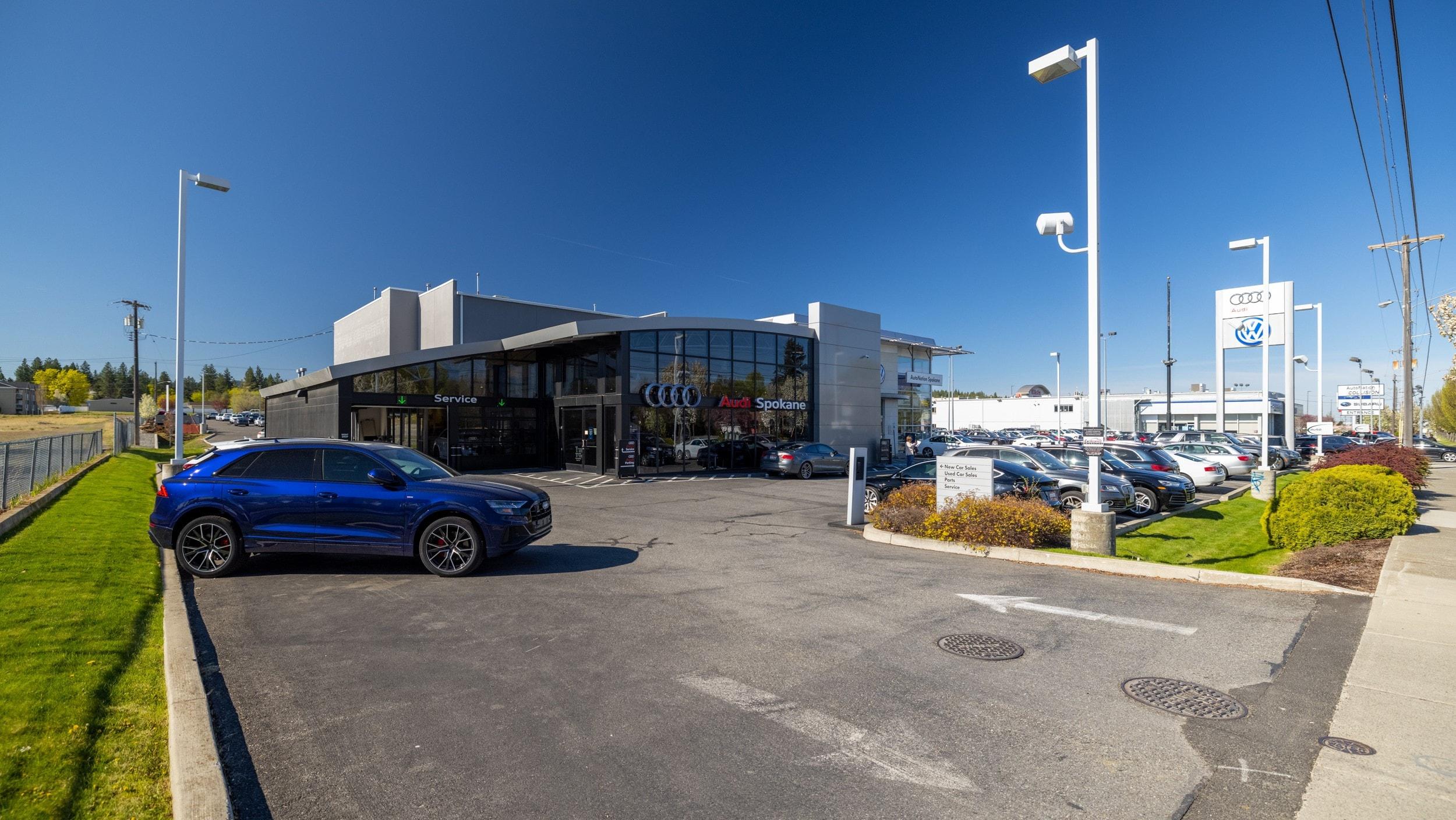 Hours & Directions | Audi Spokane