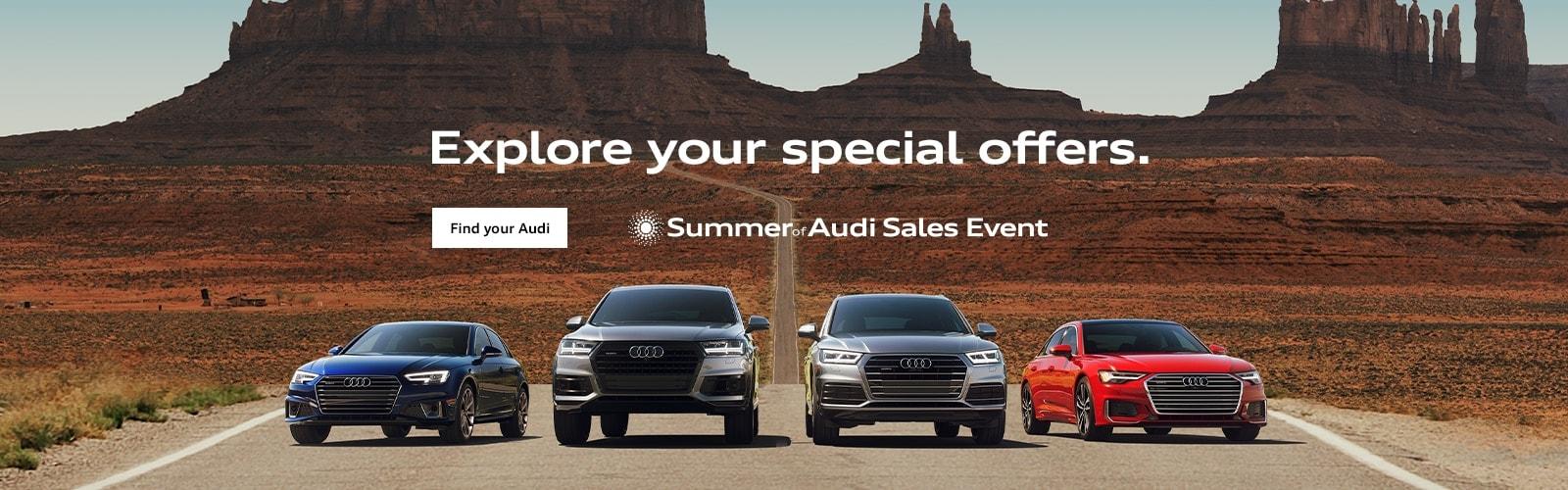 Audi Spokane   Audi Dealership in Spokane Valley, WA