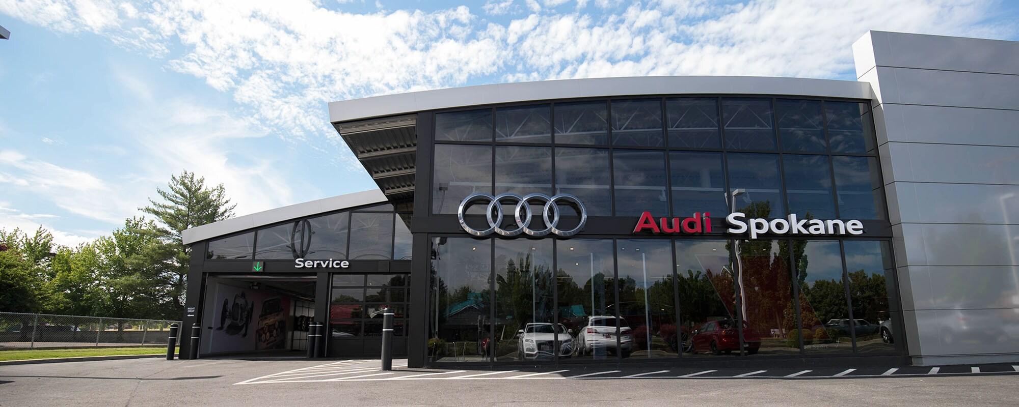 Audi Spokane Audi Dealership In Spokane Valley WA - Audi spokane