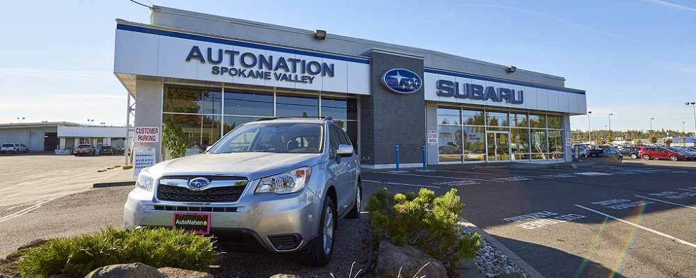 Autonation Subaru Dealer >> Subaru Dealer Near Coeur D Alene Autonation Subaru Spokane Valley