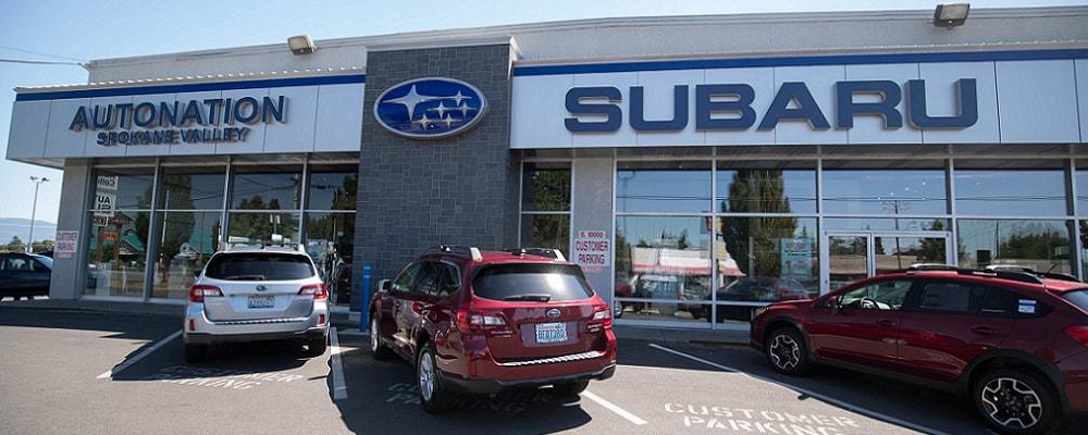 Autonation Subaru Dealer >> Subaru Dealer Near Liberty Lake Autonation Subaru Spokane Valley