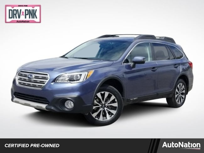 Certified 2016 Subaru Outback 3.6R Limited SUV in Spokane Valley, WA