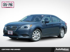 Certified 2017 Subaru Legacy Premium Sedan in Spokane Valley, WA