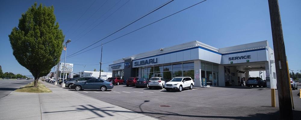 Autonation Subaru Dealer >> Subaru Dealership Near Me In Spokane Valley Wa Autonation Subaru