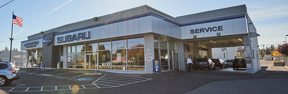 Subaru Service Center | AutoNation Subaru Spokane Valley