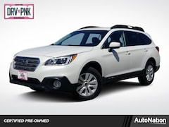 Certified 2017 Subaru Outback Premium SUV in Spokane Valley, WA